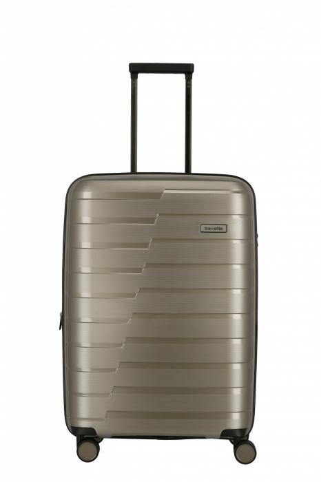 Troler travelite AIR BASE 4 roti DUBLE 67 CM - M extensibil 12