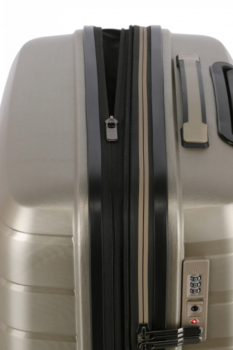 Troler travelite AIR BASE 4 roti DUBLE 67 CM - M extensibil 8
