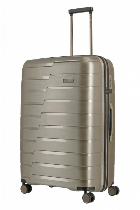 Troler travelite AIR BASE 4 roti DUBLE 77 CM - L 17