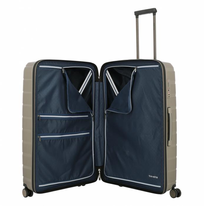 Troler travelite AIR BASE 4 roti DUBLE 77 CM - L 12