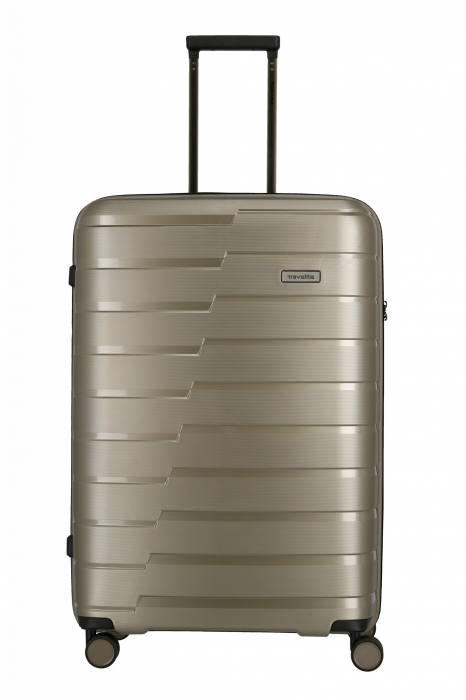 Troler travelite AIR BASE 4 roti DUBLE 77 CM - L 16
