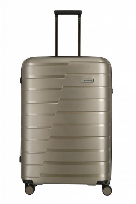 Troler travelite AIR BASE 4 roti DUBLE 77 CM - L 20
