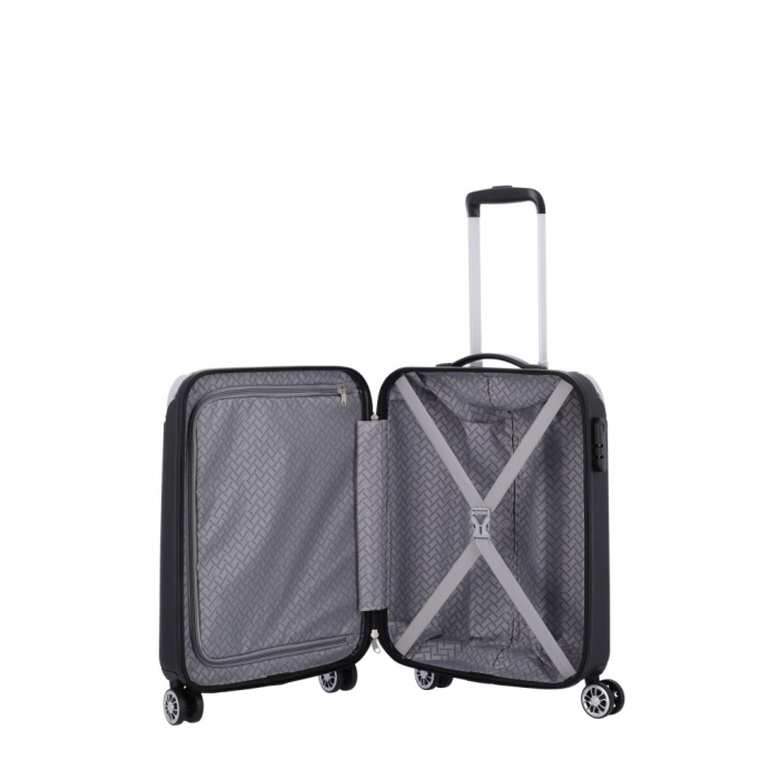 Troler Travelite CITY 4 roti 55 cm S 13