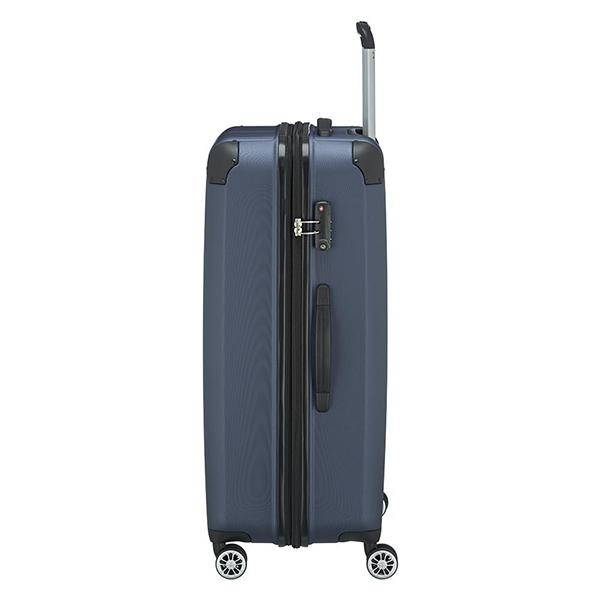 Troler Travelite CITY 4 roti 77 cm L extensibil 9