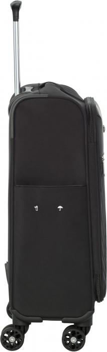 Set trolere Travelite JADE 4 roti 54cm, geanta de umar si rucsac (USB incorporat) 9