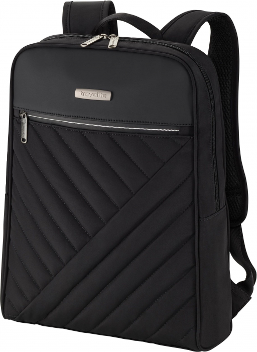 Set trolere Travelite JADE 4 roti 54cm, geanta de umar si rucsac (USB incorporat) 2