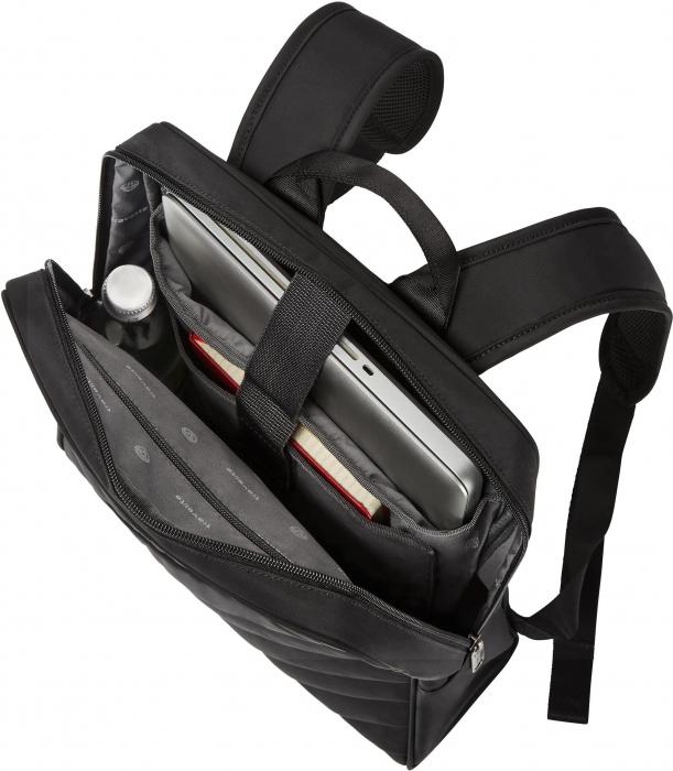 Set trolere Travelite JADE 4 roti 54cm, geanta de umar si rucsac (USB incorporat) 5