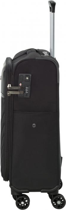 Set trolere Travelite JADE 4 roti 54cm, geanta de umar si rucsac (USB incorporat) 8