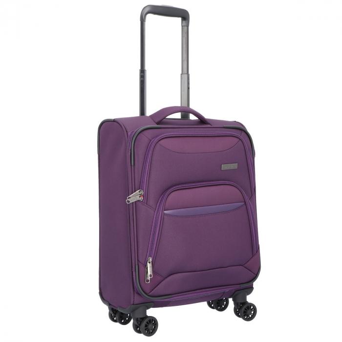 Troler Travelite KENDO 4 roti 55 cm S 0