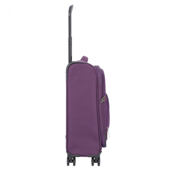 Troler Travelite KENDO 4 roti 55 cm S 5