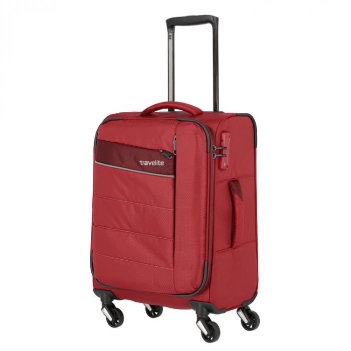 Troler Travelite KITE 4 roti 54 cm S 6