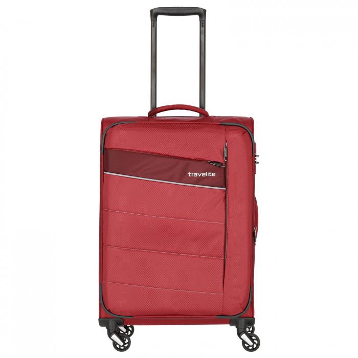 Set Trolere Travelite KITE 4 roti  S, M, L + CADOU geanta de bord 1