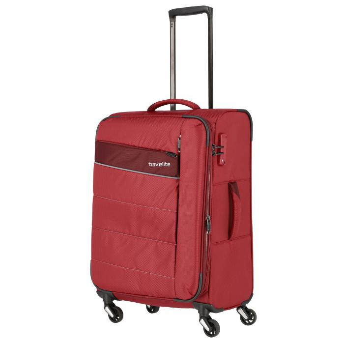 Set Trolere Travelite KITE 4 roti  S, M, L + CADOU geanta de bord 2