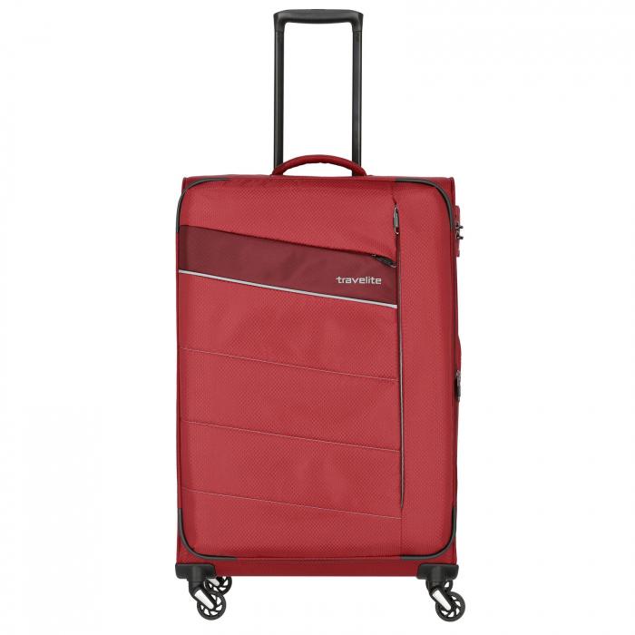 Troler Travelite KITE 4 roti 75 cm L extensibil 9