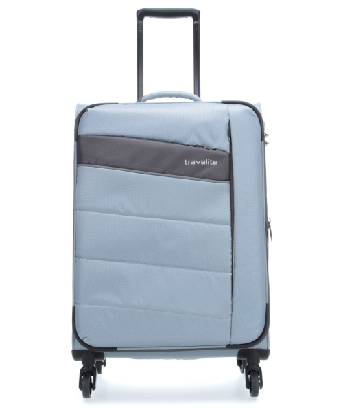 SET Trolere Travelite KITE 4w S,Mexp - Argintiu 1
