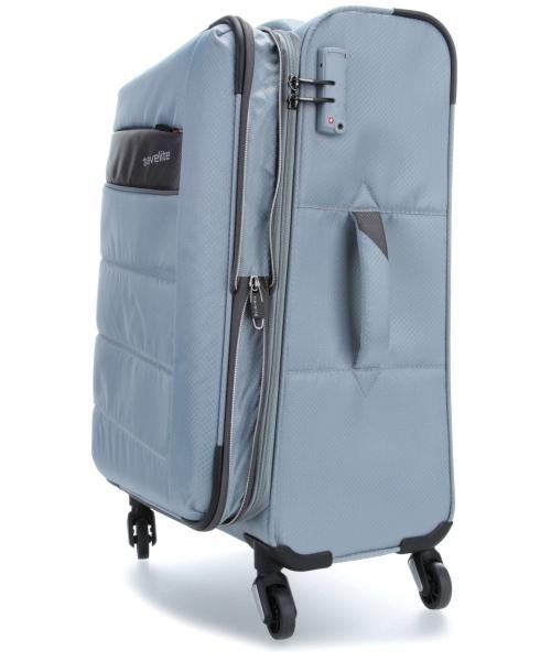 SET Trolere Travelite KITE 4w S,Mexp - Argintiu 7