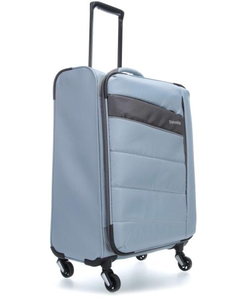 Troler Travelite KITE 4 roti 64 cm M extensibil 1