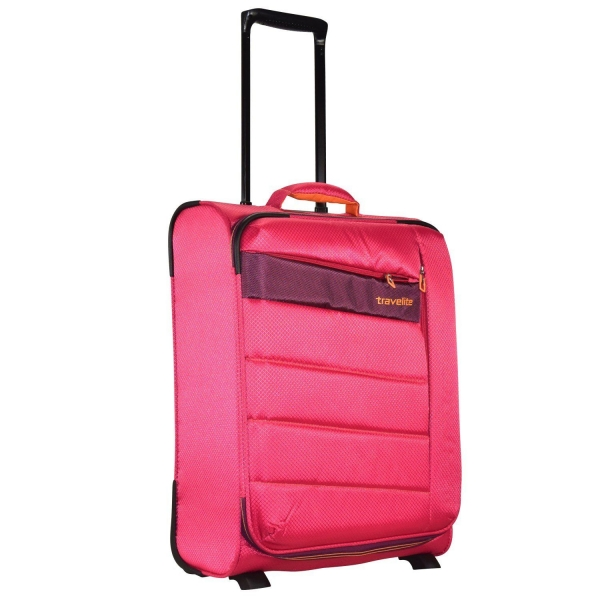 Troler Travelite KITE 4 roti 54 cm S 1