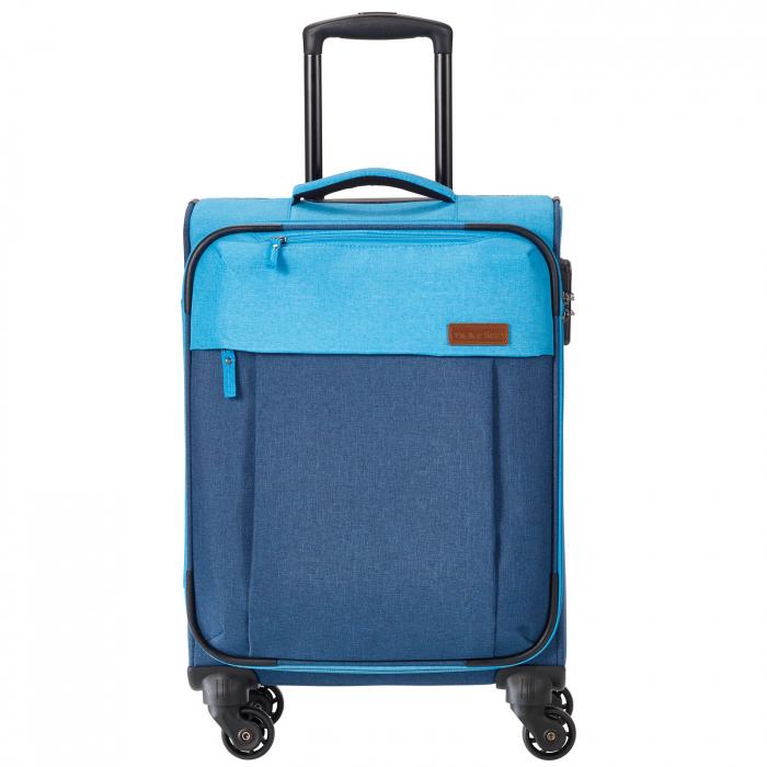 Troler Travelite Neopak 4 roti 55 cm S 0