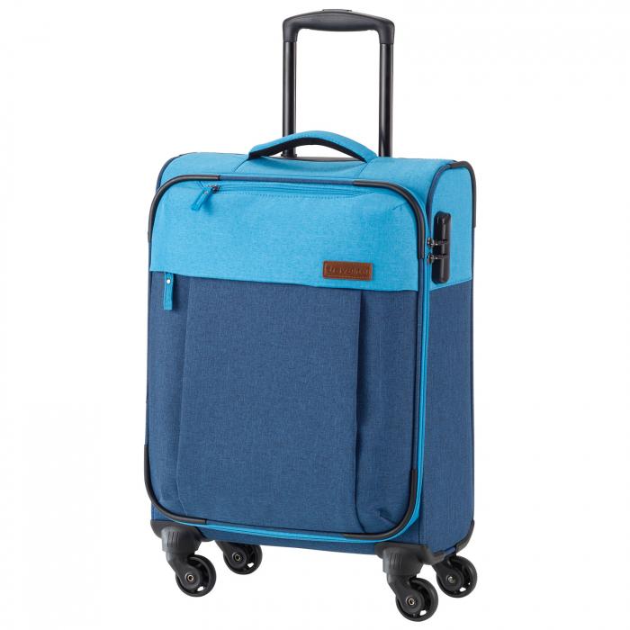 Troler Travelite Neopak 4 roti 55 cm S 1