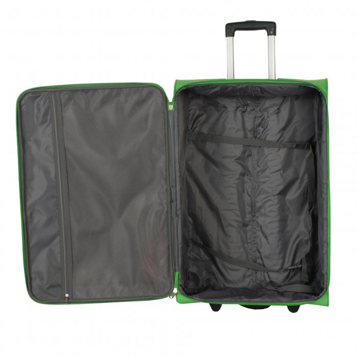 Troler Travelite PORTOFINO 2W LEXP - verde