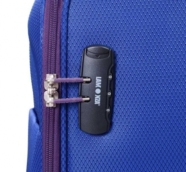 Troler Lavender Extralight 55 Cm- Albastru | Inbagaj.ro 2