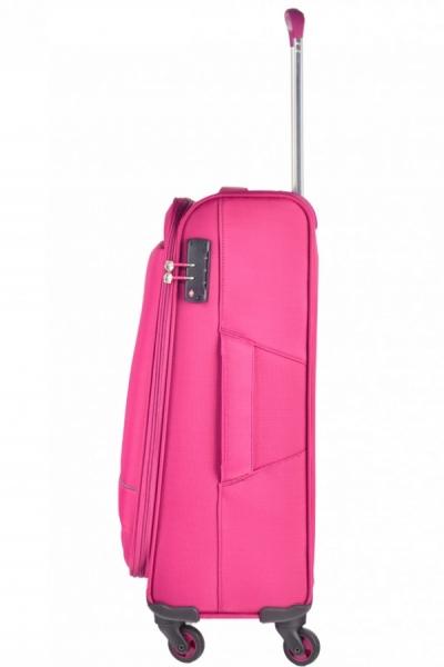 Troler Mirano Montreal 75 cm roz 1