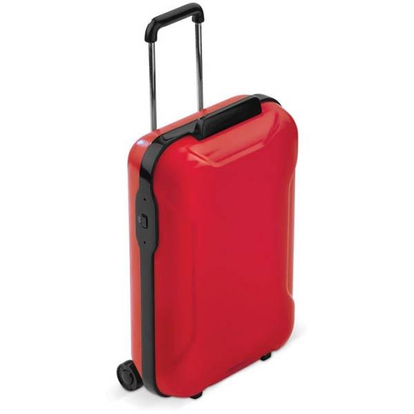 Acumulator extern 5000mAh in forma de valiza - rosu 1