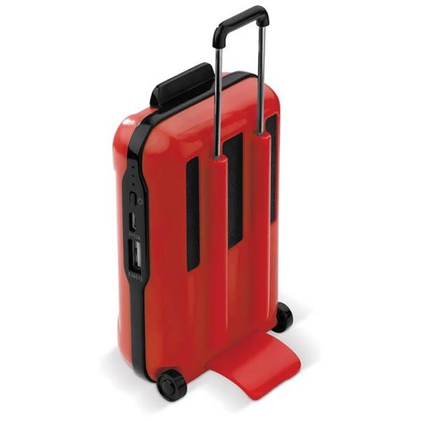 Acumulator extern 5000mAh in forma de valiza - rosu 2