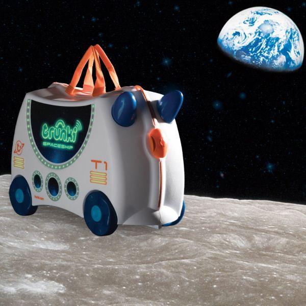 Valiza TRUNKI SKYE the Spaceship 1