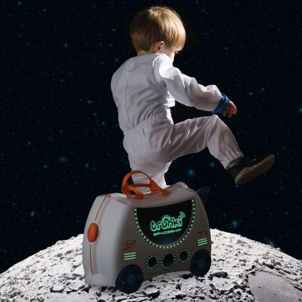 Valiza TRUNKI SKYE the Spaceship 4