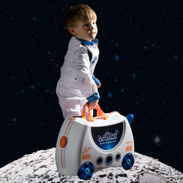 Valiza TRUNKI SKYE the Spaceship 5