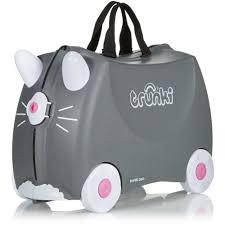 Valiza TRUNKI Benny Cat 3