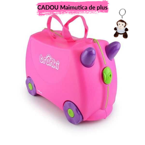 Valiza TRUNKI Trixie 0