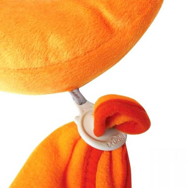 Perna calatorie Trunki Yondi Orange 3