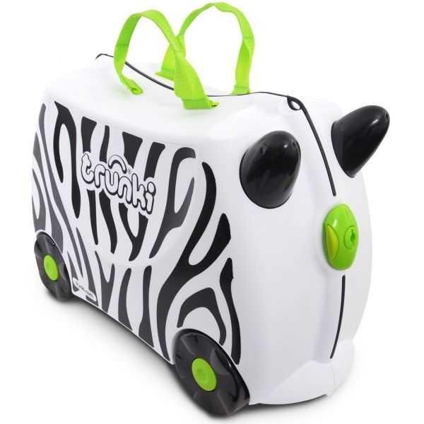 Valiza TRUNKI ZIMBA - Zebra 0
