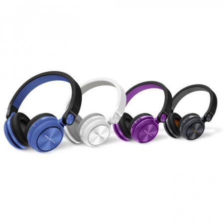 Casti over-ear Bluetooth Energy BT Urban 2 Radio, Bluetooth 4.2 Albastru6