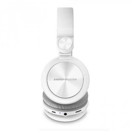 Casti over-ear Bluetooth Energy BT Urban 2 Radio, Bluetooth 4.2 Alb [4]