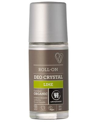 Deodorant roll on Lamaie verde - URTEKRAM