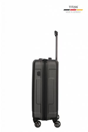 Troler de cabina TITAN X-RAY PRO S ( 40 x 55 x 20 cm) - Amprenta digitala si USB inclus5