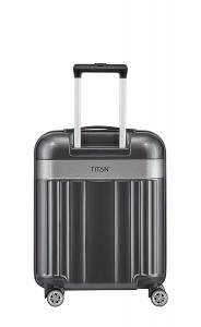 Troler TITAN - SPOTLIGHT - S - 55 cm 4 roti duble2