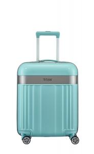 Troler TITAN - SPOTLIGHT - S - 55 cm 4 roti duble1