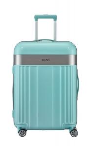 Troler TITAN - SPOTLIGHT - M - 67 cm 4 roti duble0