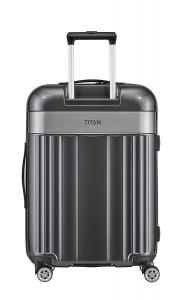 Troler TITAN - SPOTLIGHT 4 roti duble M - 67 cm2
