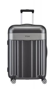 Troler TITAN - SPOTLIGHT 4 roti duble M - 67 cm1
