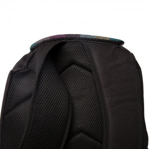 Rucsac Pattern Negru/multicolor Lamonza