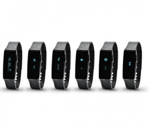 Bratara fitness NUBAND Active black 216831