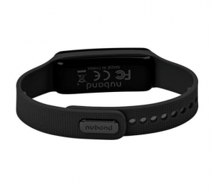 Bratara fitness NUBAND Active black 216838