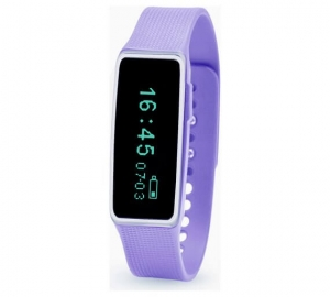 Bratara fitness NUBAND Active lilac 231110