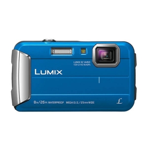 Camera foto Panasonic albastra DMC FT30EP-A0